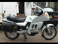 BMW k100RT exhaust sound compilation