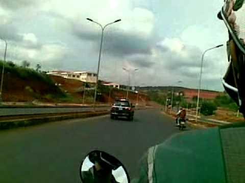 Quốc lộ 14 đi qua thị xã Gia Nghĩa, tỉnh Đắk Nông (Part 2/2) (05/05/2011) [oG]