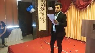 Farewell   Farewell Poem And Speech  Heart Touching   Prestige l College Life  feat. Deva Sharma