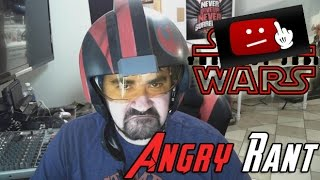 I'm TIRED of these B.S. Star Wars Copyright Claims! - Angry Rant