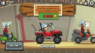 Hill Climb Racing 2 Atualizado Com Dinheiro Infinito ! (Infinite Money)