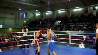Турнир по боксу памяти Короткова