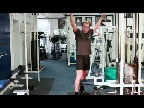 back training at maximum fitness  youtube