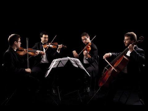 Allein Gott in der Höh sei Ehr Johann Sebastian Bach String Quartetиз YouTube · Длительность: 1 мин1 с