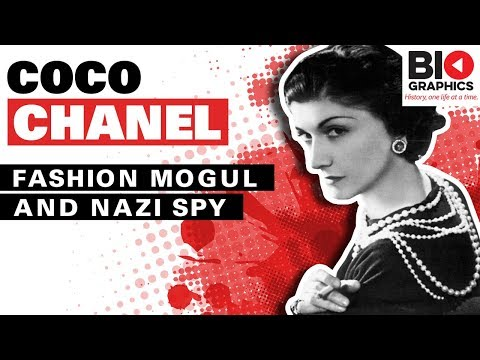 Coco Chanel: Fashion Designer, Business Mogul, and Spy