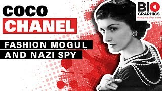 Coco Chanel: Fashion Designer, Business Mogul, and Spy