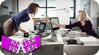 Bürobedarf - Knallerfrauen mit Martina Hill in SAT.1