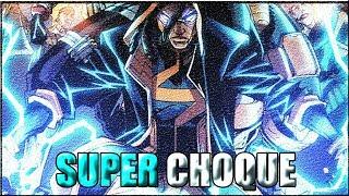 SUPER CHOQUE | O HERÓI MAIS PODEROSO DA DC #1