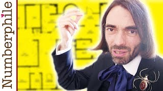 The Mathematician's Office - Numberphile