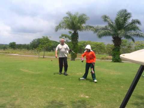 Pattaya Golf Country Club Thailand