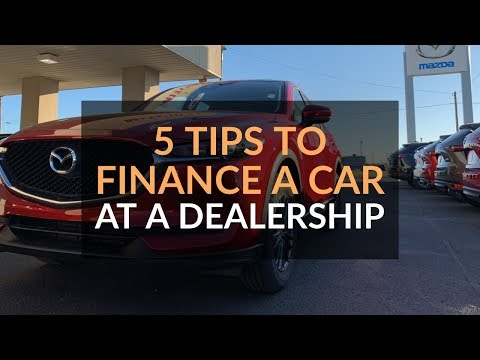 How To Finance & Buy A Car At A Dealership With Bad Credit Or No Credit By Jonathan Sewell Sells