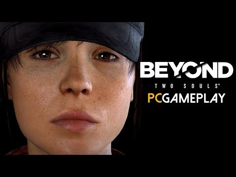 Beyond: Two Souls Gameplay (PC HD)