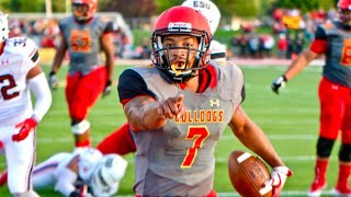 Ferris State QB Jayru Campbell Wins Harlon Hill Trophy (Best Football Player in Division 2)!!!