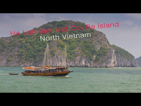 Trip to Ha Lon bay and Cat Ba island / Traveling north Vietnam