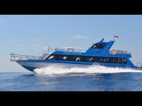 Equator Fast Cruise Bali - Fast Boat to Nusa Lembongan Island