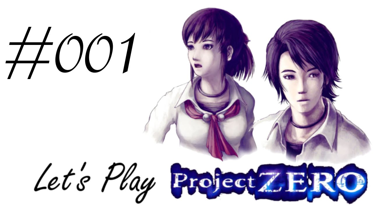 Let\'s Play Project Zero/Fatal Frame [German/Deutsch] - Folge 1 Intro ...