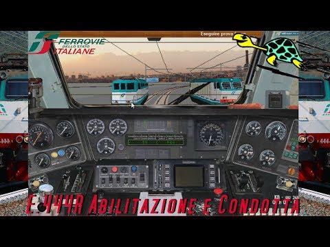 E444R Abilitazione & Condotta Simulatore Treno 5.02 Di Paolo Sbaccheri