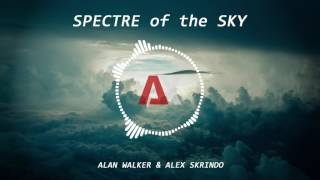 Alan Walker & Alex Skrindo - Spectre of the Sky (Alphe X Mashup)