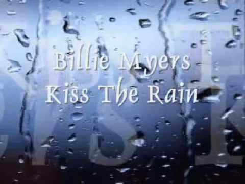 Billie Myers | Kiss The Rain | Lyrics