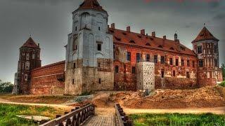 Мирский замок, Белоруссия, Mir castle(Начни зарабатывать на своём канале уже сейчас http://join.air.io/Piterklad. Минимальные выплаты 1 y.e в WebMoney. Самые лучшие..., 2016-03-21T20:24:12.000Z)