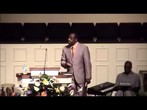 """God Will Work It Out"" by Rev. Donnell Johnson"