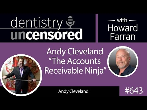 """643 Andy Cleveland, """"The Accounts Receivable Ninja"""""""