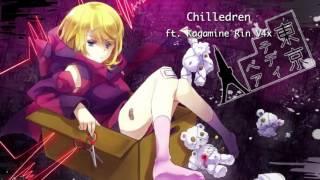 [Vocaloid] Chilledren [Kagamine Rin V4x] Cover
