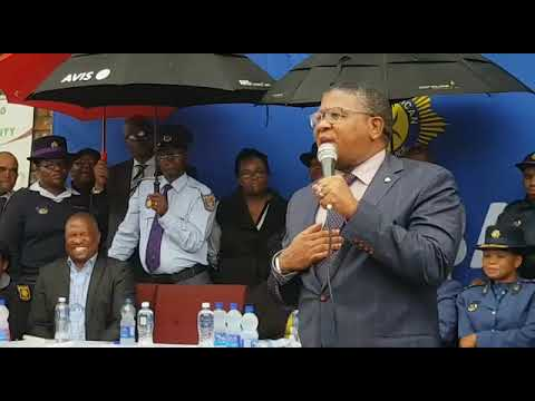 Police should be always ready for criminals - Mbalula