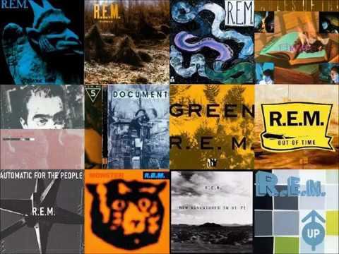 Top Ten R.E.M Songs