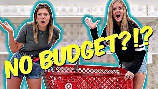 No Budget Shopping Challenge!