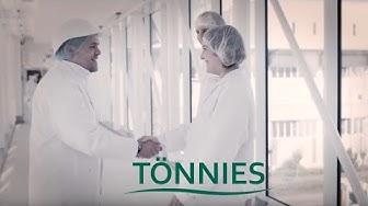 Willkommensfilm für Mitarbeiter bei Tönnies