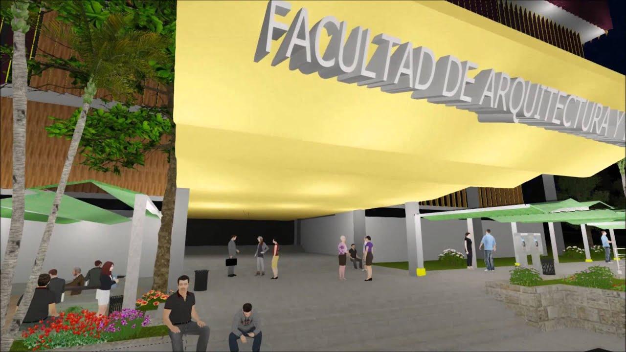 propuesta facultad de arquitectura y dise o u p youtube