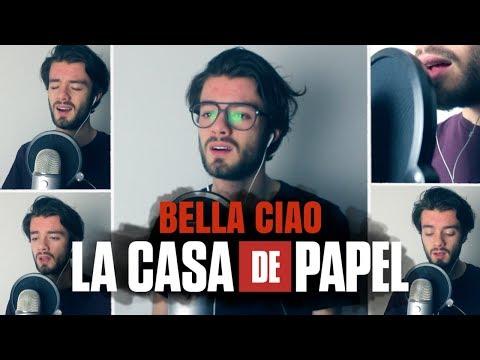 La Casa De Papel - BELLA CIAO (french version/italian) API COVER