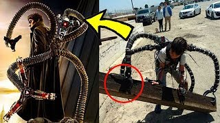 UNBELIEVABLE! YOUNG MILLIONAIRE RECREATED DOCTOR OCTOPUS` MECHANICAL ARMS