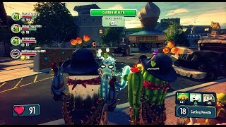 PLANTS VS ZOMBIES GARDEN WARFARE GARDEN OPS ✅