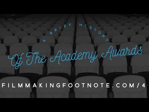 Academy of Motion Picture Arts and Sciences Awards, A History - Episode 4