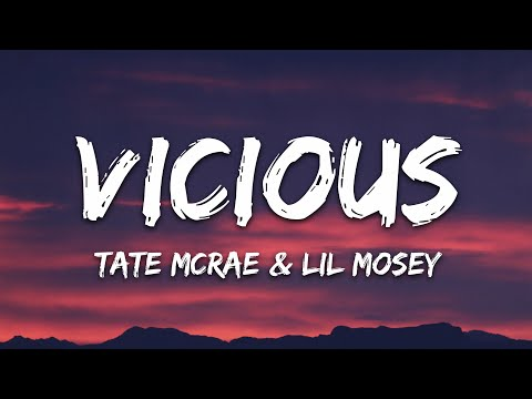 Tate Mcrae - Vicious Ft Lil Mosey