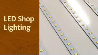 LED Shop Lighting