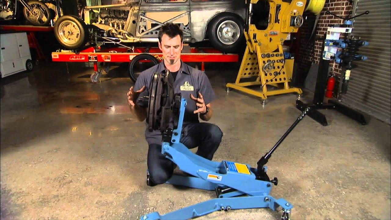 Truck Clutch & Flywheel Handler - 5018A - YouTube