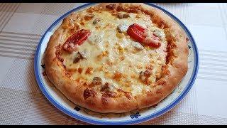 Вкусное тесто на Пиццу