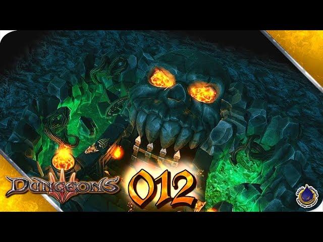 Let's Play DUNGEONS 3 🎮 [012] Das ist ja der Hammer!