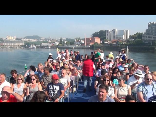 Crucero por el río Duero en Oporto a los vinos de Regua y Pinao.