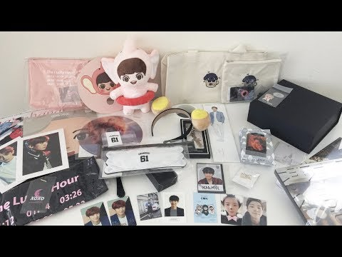 EXO Haul (Neon Moon, Official Merch, Photocards, DVDs, Dolls, Fansite Goods, etc.)