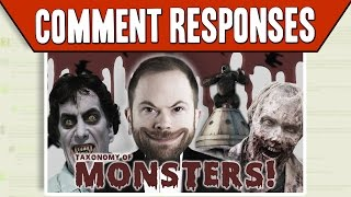 Comment Responses: 5 Kinds of Monster! | Idea Channel | PBS Digital Studios