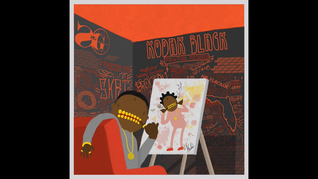 Painting Picturesby Kodak Black