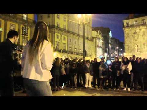 Blue & White Strings Duet - Ribeira do Porto