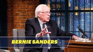 Sen. Bernie Sanders on Trump Policies That Can Help the U.S.
