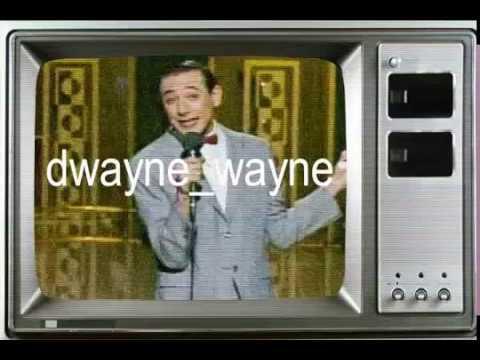 SNL: Peewee Herman sing James Brown's  Sex Machine 1985