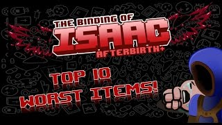 TOP 10 WORST ITEMS IN AFTERBIRTH + !