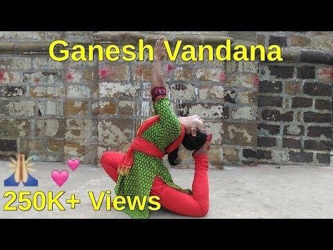 Ganesh Vandana - Ekadantaya Vakratundaya - Bharatanatyam dance performance